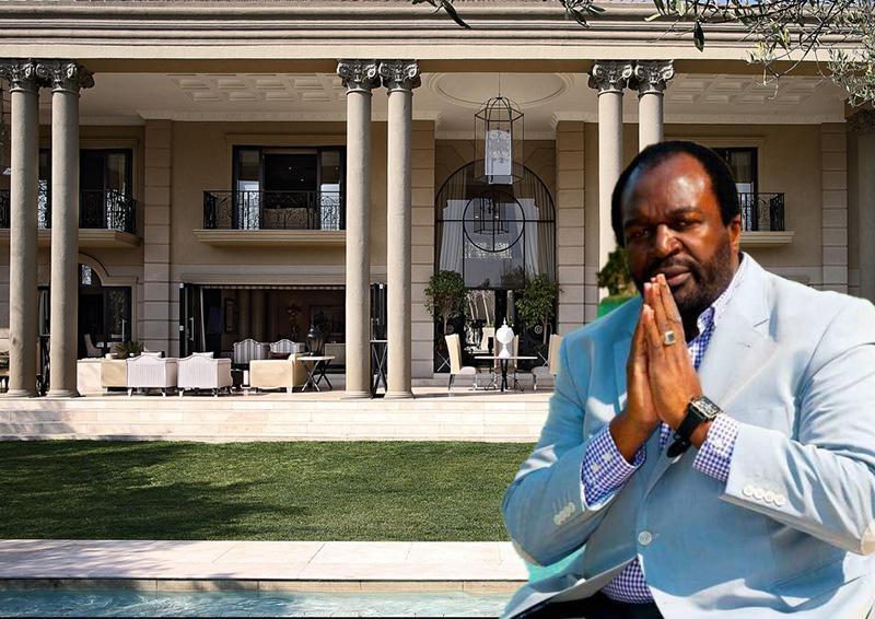 Makamba to lose luxury SA mansion over US$4m bank debt