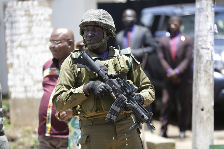 79 kidnapped Cameroon students freed, says church official