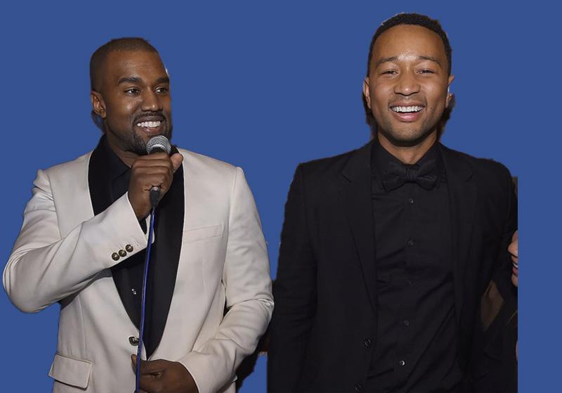 John Legend addresses Kanye West political controversy