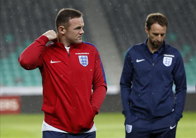 Southgate defends decision to honour Rooney as Wilson gets first call-up