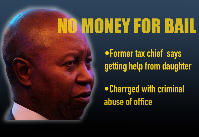 Ex-Zimra boss says can't afford $5,000 bail; in court over $12m tax agency fleece