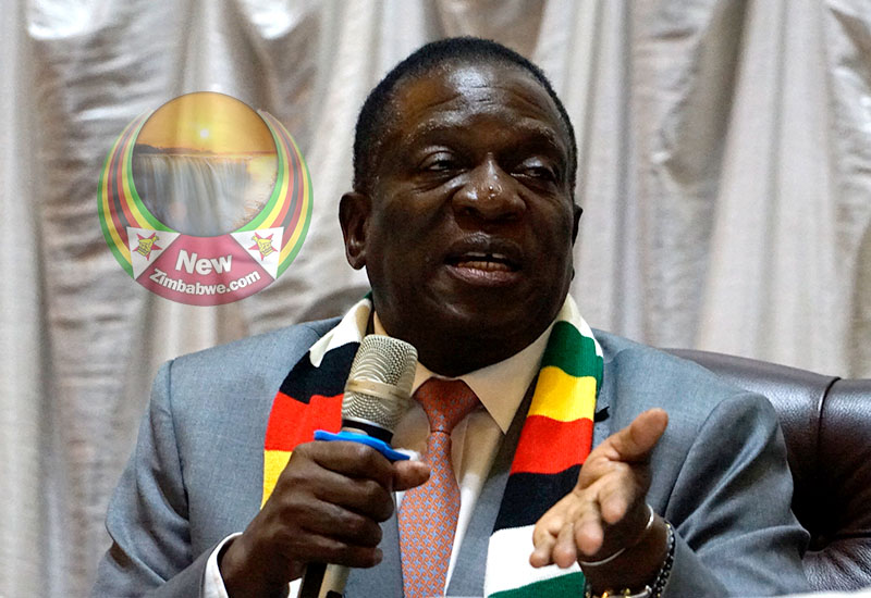 Mnangagwa vows tough action against plunder of public funds