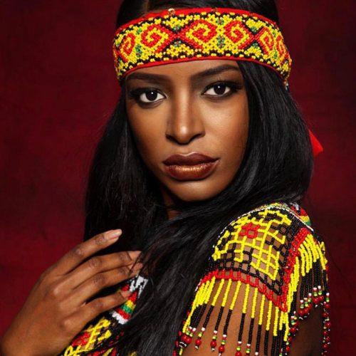 AUSTRALIA: Zim-born beauty impresses at Miss Grand International finals