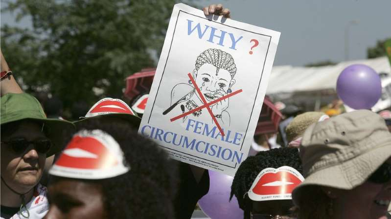 'Huge' fall in FGM rates for African girls