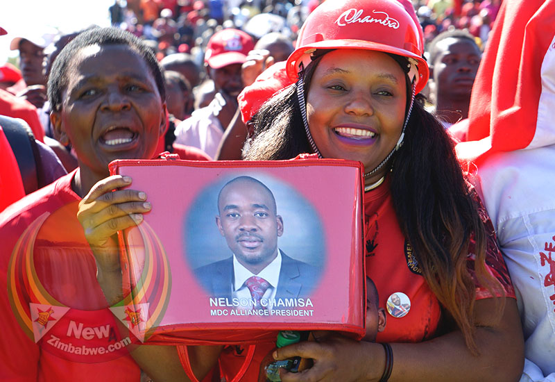 Vote rigging claims mar MDC Mash East election as province endorses Chamisa