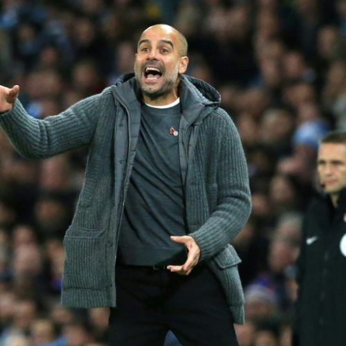 Man City back on top with derby win as Liverpool maintain title pursuit
