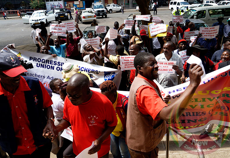 Govt, teachers on collision course