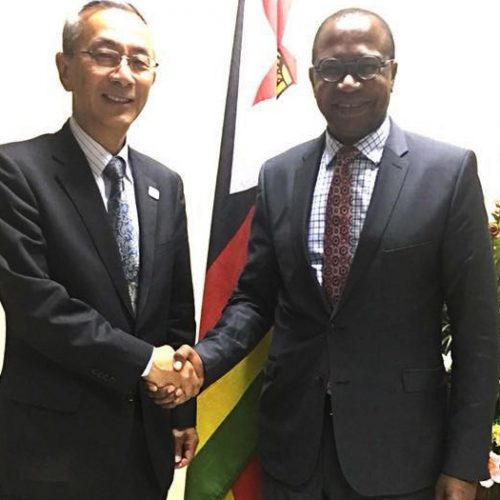 Japan extends $3.6 million grant to Zimbabwe for cyber security
