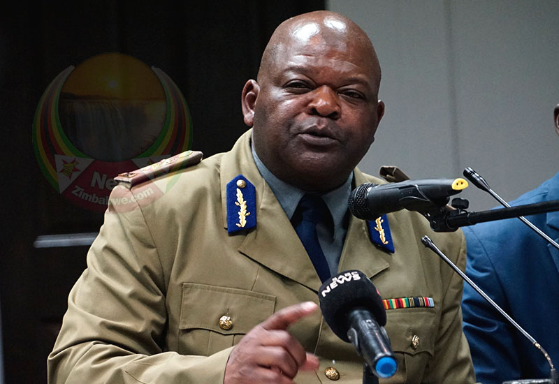 Matanga admits bus teargassing cops messed up