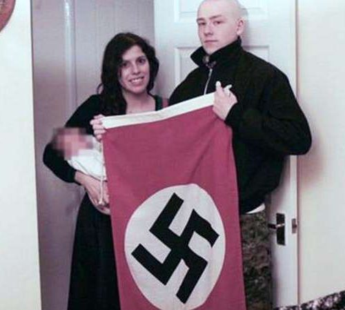 British couple who named baby 'Adolf' convicted