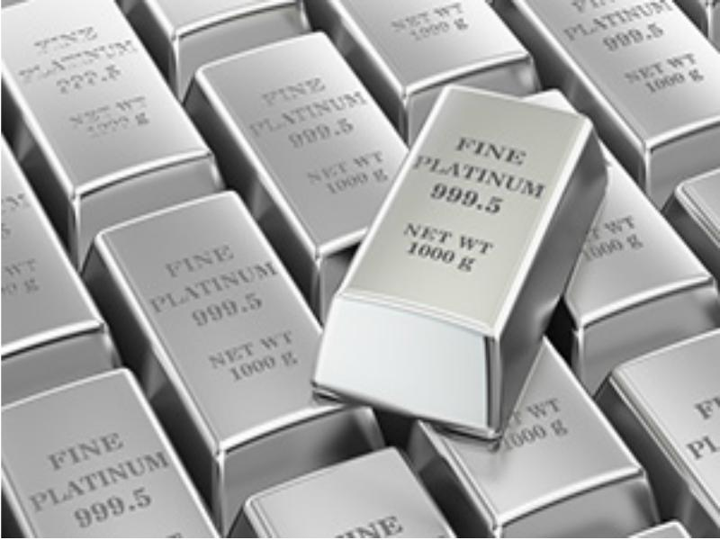 Zim's refined platinum production up 1 percent