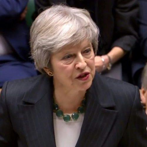 British Prime Minister battles for survival over Brexit deal