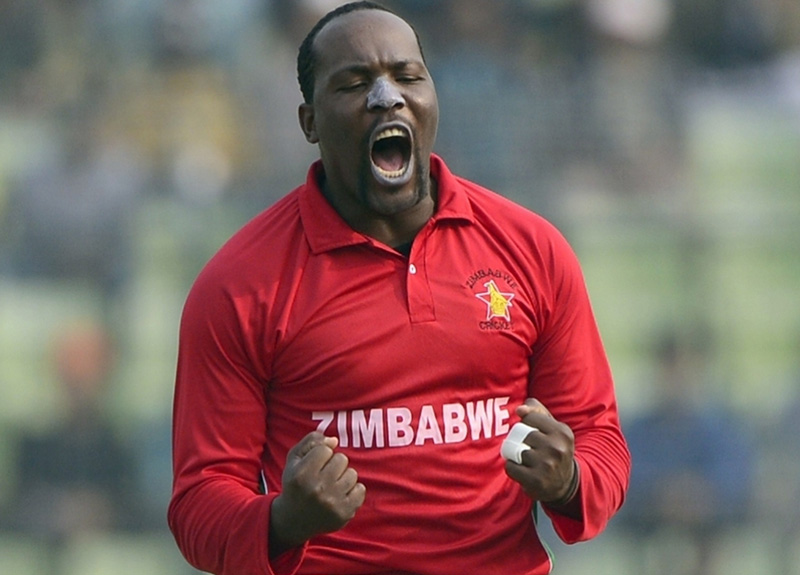 Experienced Zimbabwe squad named for UAE series