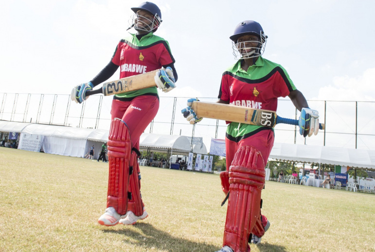 Zimbabwe duo in Women's Global Development Cricket Side