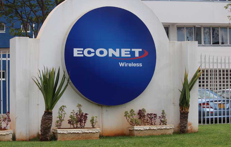 Econet feels the pinch of Zimbabwe's repeated power outages