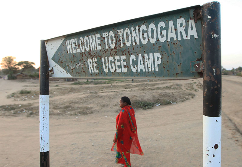 Thousands Tongogara refugee camp asylums face disease after Cyclone disaster