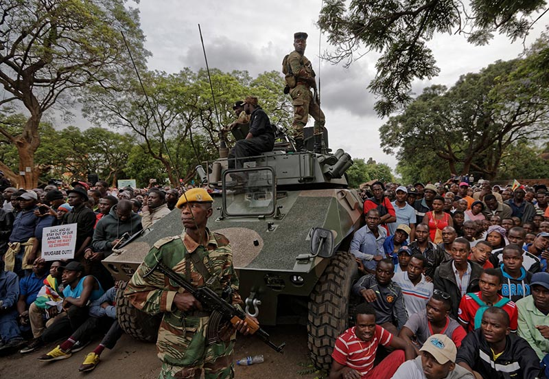 COUP Anniversary: Seen Mnangagwa at Chicken in lately? Analyst says Zimbabweans betrayed