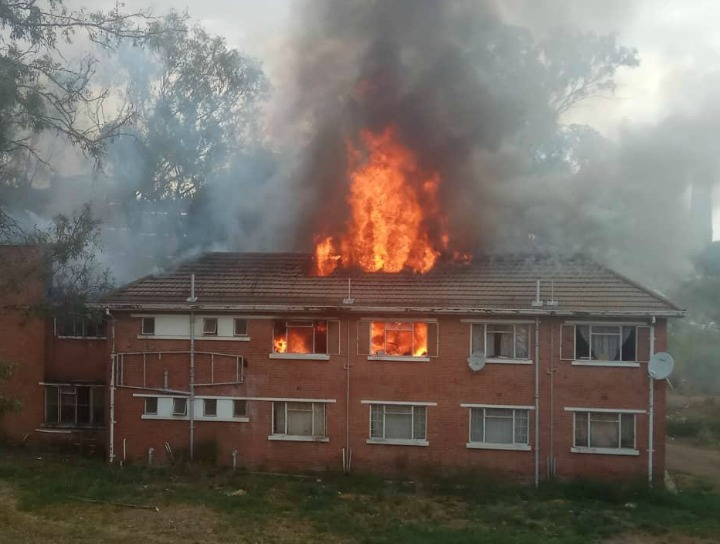 Bulawayo water challenges affecting city fire services