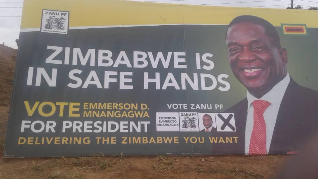 'Dysfunctional' Zimbabwe on brink of man-made starvation