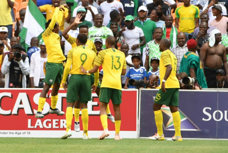 Bafana desperate to thwart Zimbabwe title hat-trick