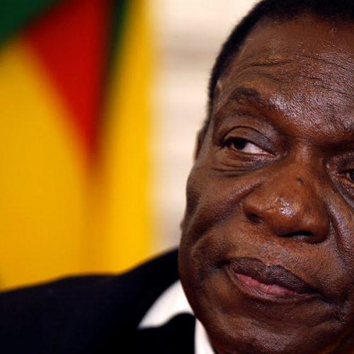 Mnangagwa 'rival suitor' dies