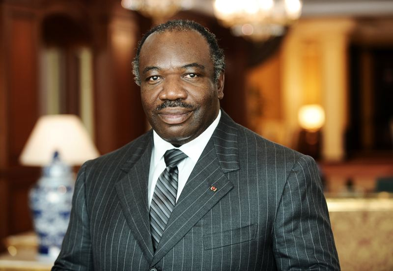 Gabon's ruling party says president to return 'very soon'