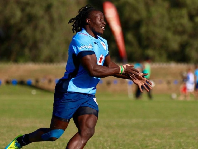 Zim rugby star Tapiwa Tsomondo shines in SA