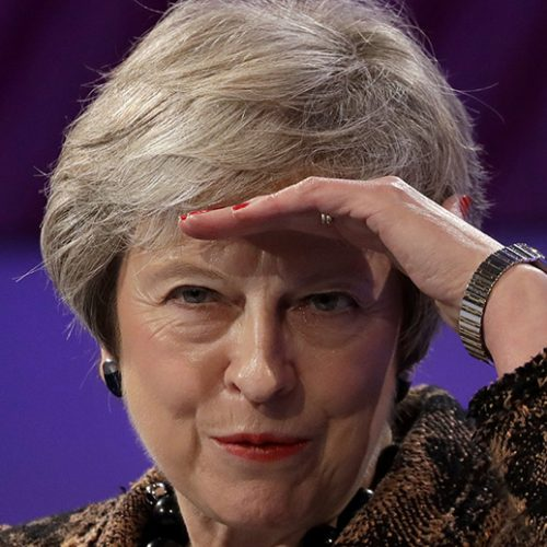 Theresa May to resign as British prime minister