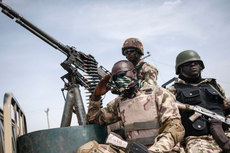 187 ex-Boko Haram fighters surrender arms