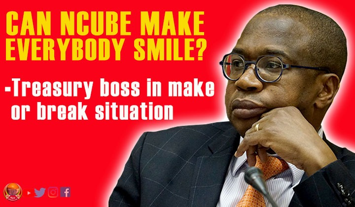 Ncube on slippery terrain as he presents 2019 budget this afternoon