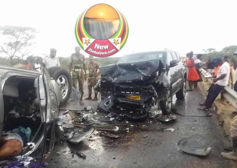 One killed as Mpilo Hospital boss involved in horror crash