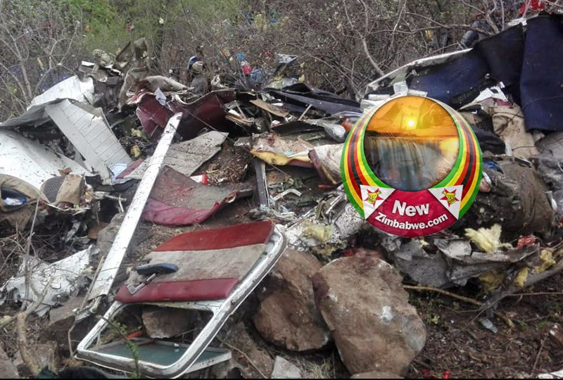 Five people killed in Masvingo plane crash; one of the victims from Finland