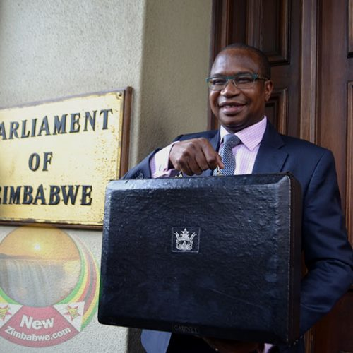 Ncube budget fails to excite Zimbabweans, cornered govt expected to pamper security