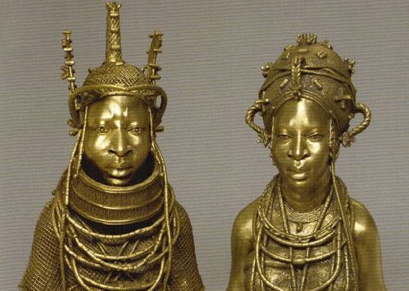 France to return African treasures to Benin