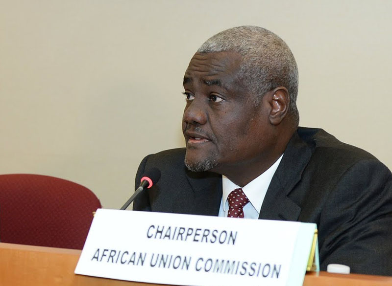 AU reinforces SADC calls for Zim sanctions scrap