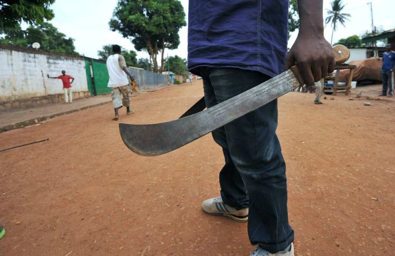 Artisanal miner killed in fierce Bubi machete wars