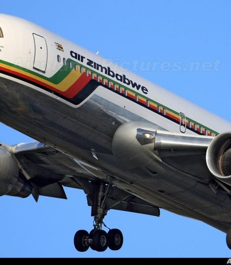 Air Zimbabwe resumes domestic and regional flights
