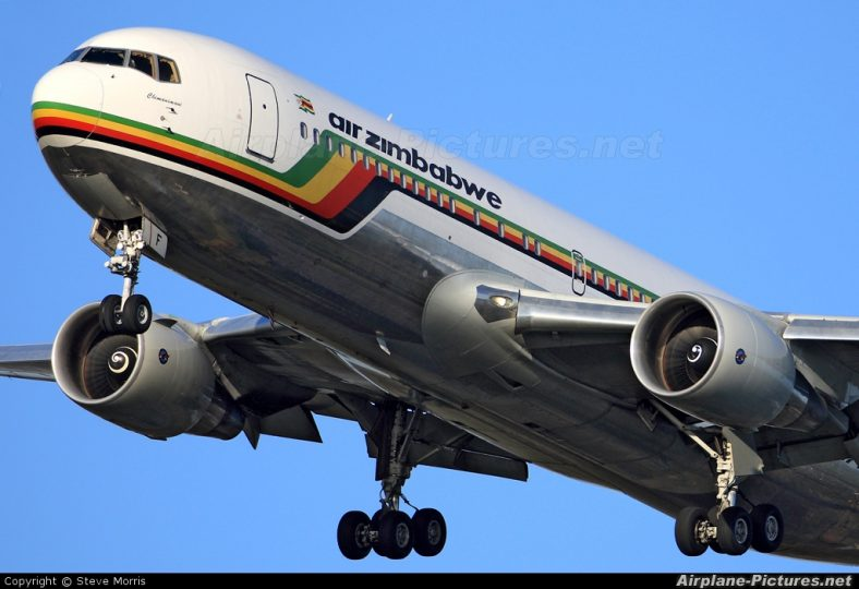 Air Zimbabwe resumes domestic and regional flights