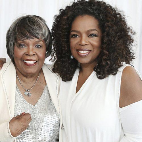 Oprah Winfrey praises Toni Morrison at dinner gala