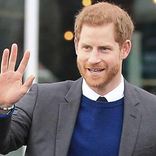 Prince Harry was 'suffering'