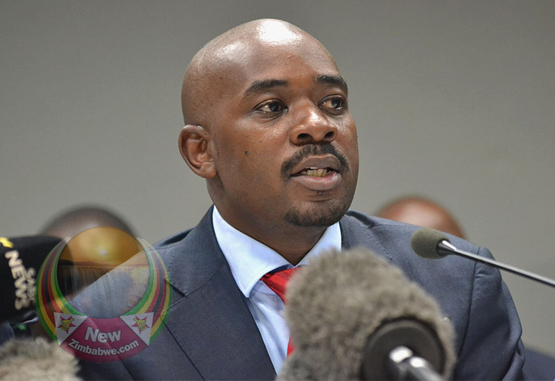 Chamisa makes head start in bid to keep MDC presidency, Biti gets VP nomination