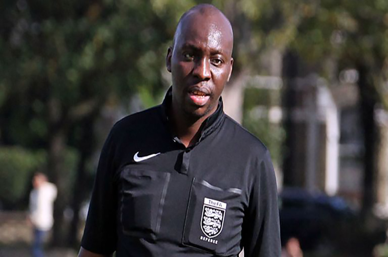 UK: Asylum-seeking Zimbabwean referee publicly outed as gay retells blackmail story