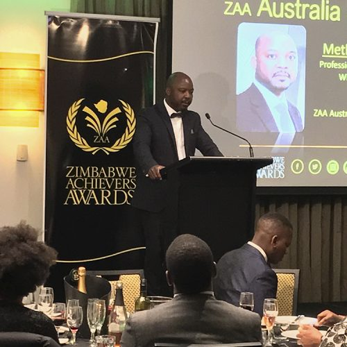 Zim diaspora celebrates outstanding entrepreneurs at Zimbabwe Achievers Awards