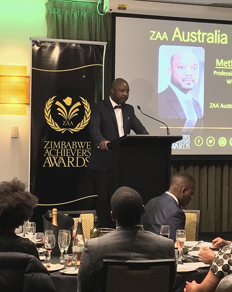 Zim diaspora celebrates outstanding entrepreneurs at Zimbabwe Achievers Awards