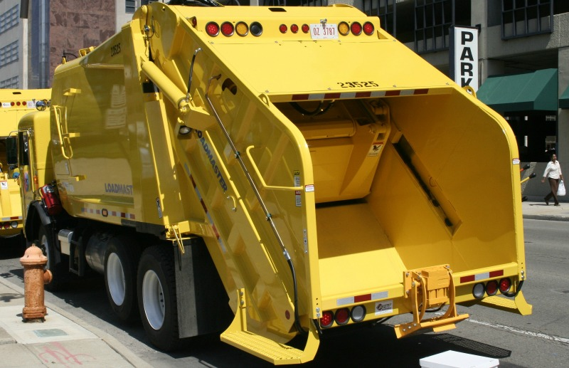 Gutu town acquires first ever refuse truck