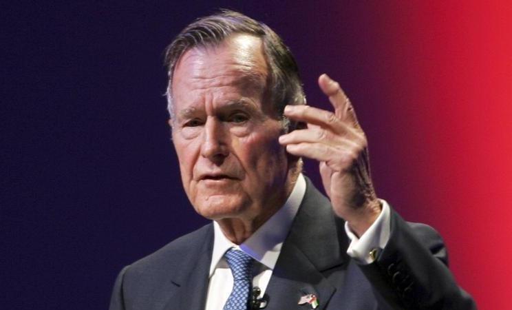 EX-US President George Bush dies aged 94