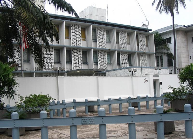 DRC: Terror threat shuts down US embassy in Kinshasa