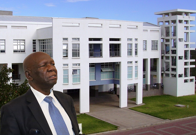 NUST founding vice chancellor Prof Makhurane dies
