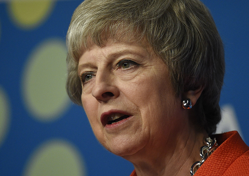UK's Labour will try to topple May if Brexit deal rejected