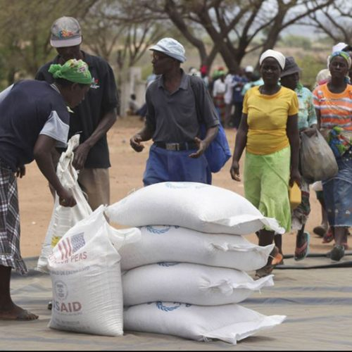 WFP In Urgent Need Of US$130m To Feed Millions Of Desperate Zimbabweans